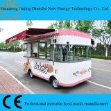 Haut de la qualité des aliments Mobile promotionnel pour la vente de remorque