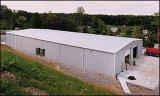 記憶のための軽い鉄骨構造の倉庫