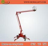 Elevador hidráulico remolcable articular (TBL-8)