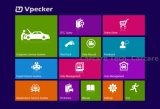 Vpecker Easydiag無線Obdiiの完全な診察道具