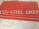 La Chine usine Colorbond prépeint Escrime PPGI/la plaque de tôle de toit