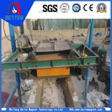 Permanent Self-Cleaning da suspensão Rcyd da série aprovada do ISO/separador magnético do ferro para a central energética térmica