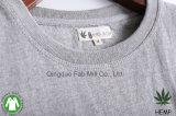 Dos homens do cânhamo T-shirts de algodão orgânico (MST-01/02/03/04)