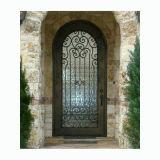 좋은 품질 홈에 의하여 사용되는 단 하나 철 안전 문 디자인