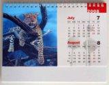 2015 neues Custom 3D Calendar Design