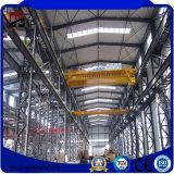 Edificios de acero y estructuras del bajo costo para el almacén