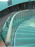 8+8 Balustrade Lamianted du verre pour le Balcon de la sécurité