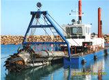 CSD-350浚渫船