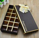 Redes finas al por mayor del rectángulo 18 del rectángulo del chocolate, rectángulo de empaquetado del chocolate, rectángulo de regalo del caramelo