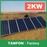 Serviço de instalação 1kw 10kw Solar fora do sistema de fonte de alimentação da rede Grid