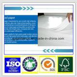 Papel de arte lateral 2 revestidos para la impresión de la alta calidad