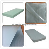 Tessuto medico grigio del materasso del PVC della prova fluida