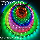 5050 Ws2812b IS adressierbarer RGB programmierbarer RGB LED Streifen