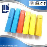 L'iso del CE ISO9001 certifica l'elettrodo approvato dell'acciaio inossidabile E312-16