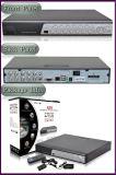 8 CH H 264 DVR Logiciel Libre