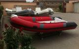 Liya motor inflable abierto del bote de 2.4 a de los 5.2m provee de costillas venta