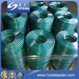 Зеленый PVC усилил сад/воду/усиленный шланг с низкой ценой