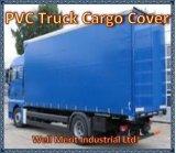 Il PVC di alta qualità ha ricoperto la tela incatramata per il coperchio del carico