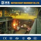 На заводе Metallurgic Kaiyuan выпускной кран для клиентов