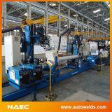 Máquina automática de solda de tubulação