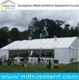 200 de mensen stellen zich de Witte Tent van het Gazon van de Tent van het Canvas Openlucht voor
