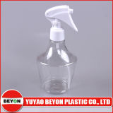 bottiglia dell'animale domestico 280ml con lo spruzzatore di innesco (ZY01-D147)