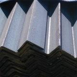 L'angolo d'acciaio, l'acciaio di angolo, inclina la barra d'acciaio