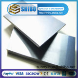 Tungsteno Sheet, Tungsten Plate con Standards ASTM B760