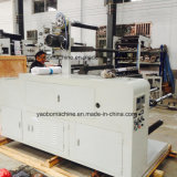Machine de fente d'étiquette adhésive de Ybd-320g/450g avec le découpage rotatoire