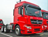 De professionele Vrachtwagen van Beiben van de Vrachtwagen 380HP Beiben van de Levering 420HP Ng80 6X4 met de Technologie van Benz van Mercedes Concurrerend aan Scania