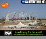 Wellcamp Stahlkonstruktion-Lager für Verkauf