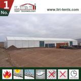 30X60mのローラーシャッタードアが付いている大きい一時倉庫のテント