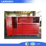 Сверхмощный шкаф инструмента фабрики металла, шкаф хранения инструмента