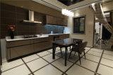 Welbom moderner stilvoller Mattgroßhandelslack-hölzerner Küche-Schrank 2016