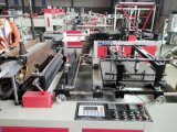 Full-Automatic lochende Shirt-Beutel-Bildenmaschine