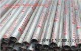 Tubo de acero inoxidable/tubo vendedores calientes para la industria química