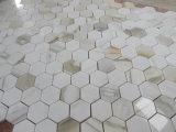 Tuile de mosaïque de marbre de pierre de carrelage de mur