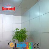 Pannello composito di alluminio della decorazione di ASP del PE esterno di Guangzhou PVDF