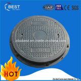 B125 En124 runder FRP SMC Durchmesser-Einsteigeloch-Deckel