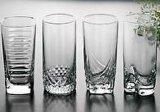 機械打撃のガラスコカ・コーラのコップのビールのジョッキのガラス製品Sdy-H0113