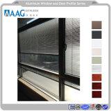 20 anni parete divisoria materiale di profilo di alluminio interno ed esterno di garanzia e portello scorrevole