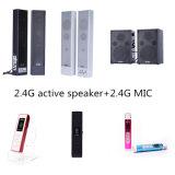 Système sonore Jusbe Cheap XL-660 Pro Audio Bluetooth Classe Active/l'enseignement de l'Orateur