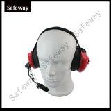 紫外線5r Baofengのためのヘッドセットを取り消す対面高周波雑音