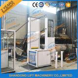 Accueil ascenseur vertical pour la vente de l'élévateur hydraulique en fauteuil roulant