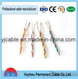 Aislamiento de PVC blando eléctrico torcida del alambre, RVs alambre flexible