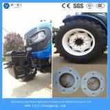 Многофункциональный аграрный трактор фермы с высоким двигателем 70HP/125HP силы Weichai лошадиной силы
