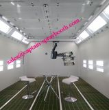 水の基づいたPaintかInfrared Heating Drying Booth