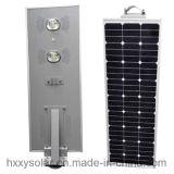 1개의 태양 상단 LED 가로등에서 공장 가격 전부