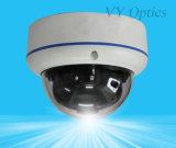 Lente panorâmico do CCTV do tiro para completamente - a monitoração da vista