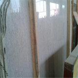 Decorativo luxuoso para o mármore branco azul de Crabapple da parede e do assoalho